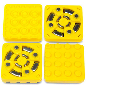 Cubelets Brick Adapters 4-pack