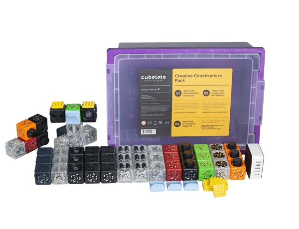 Cubelets Creative Constructors Pack.