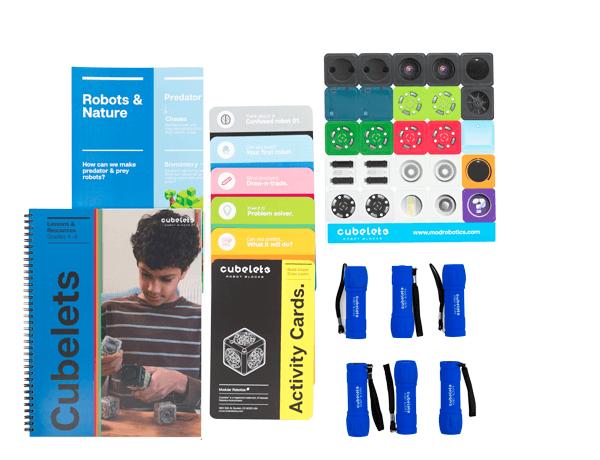 Cubelets Lesson Plan Bundles Grades 4–6