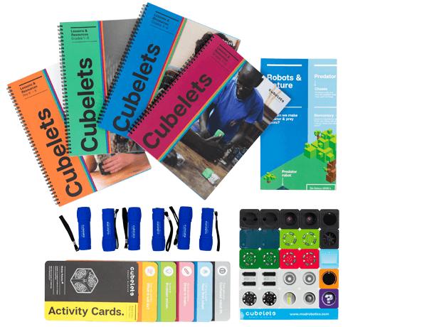 Cubelets Lesson Plan Bundle all grades PreK–12