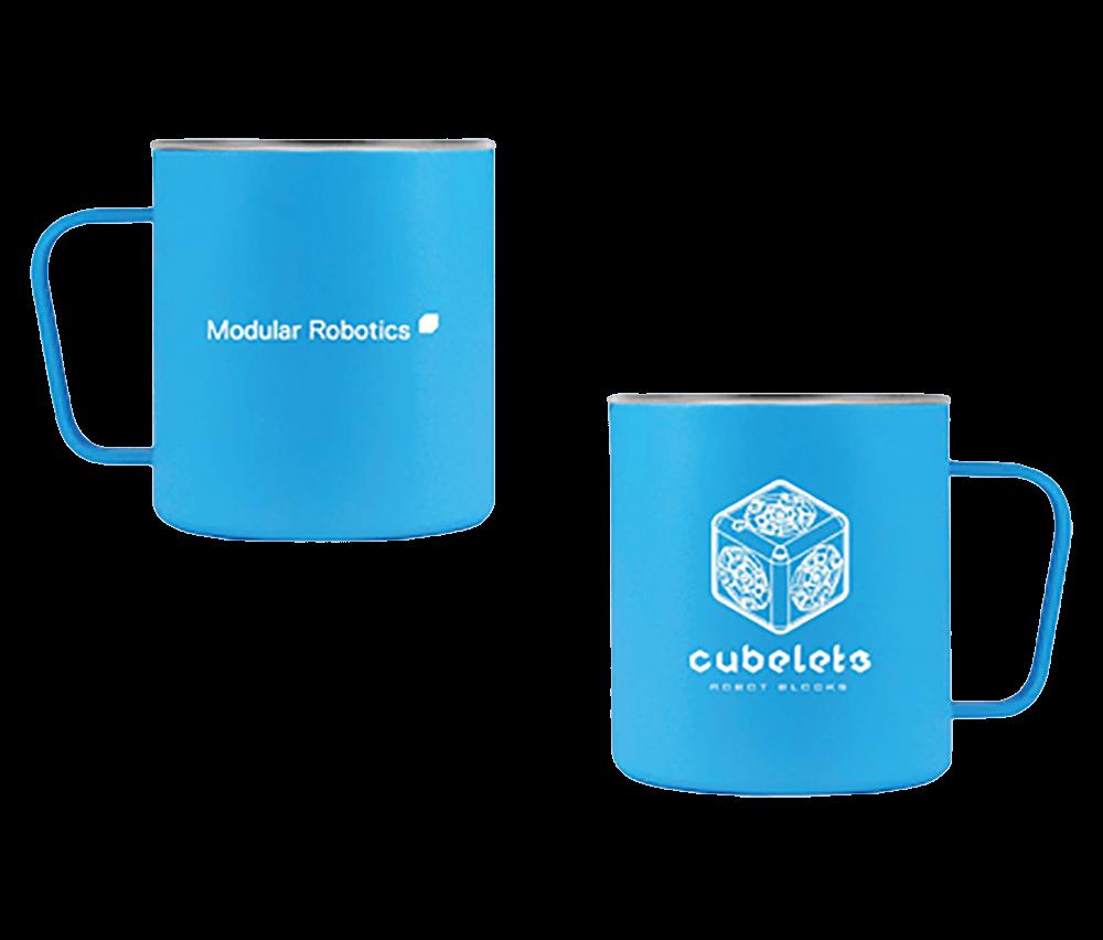 Cubelets MiiR Camp Cup –Blue