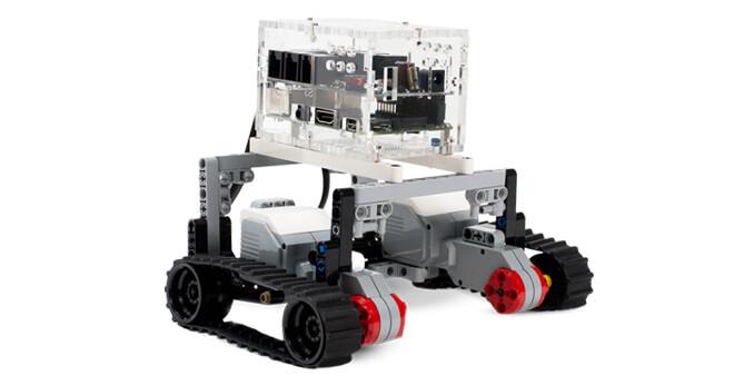 BrickPi for LEGO® Mindstorms
